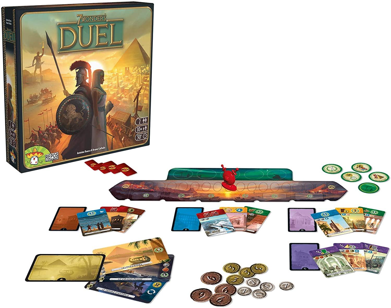 7 Wanders Duel Board Game SvarogsDen