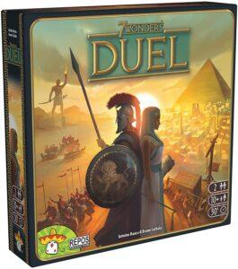 7 Wonders Duel Board Game SvarogsDen