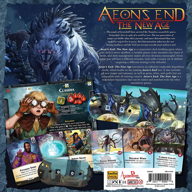 Aeons End The New Age Board Game SvarogsDen
