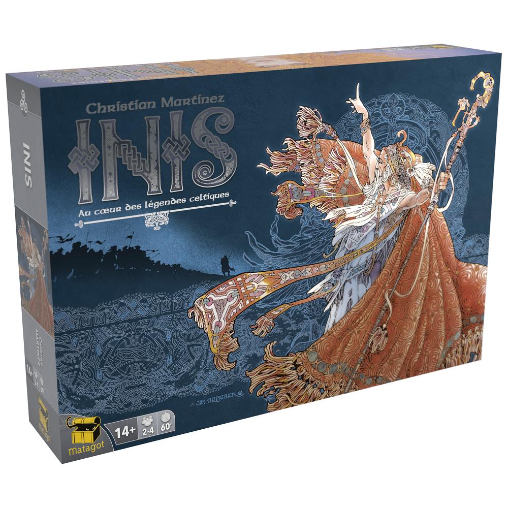 INIS Board Game SvarogsDen
