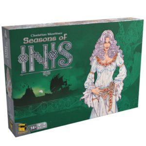 Seasons Of Inis Board Game SvarogsDen